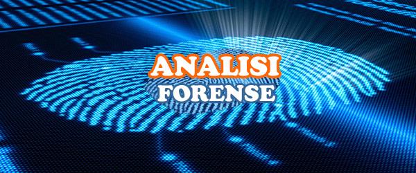Analisi Forense e Investigazioni Informatiche